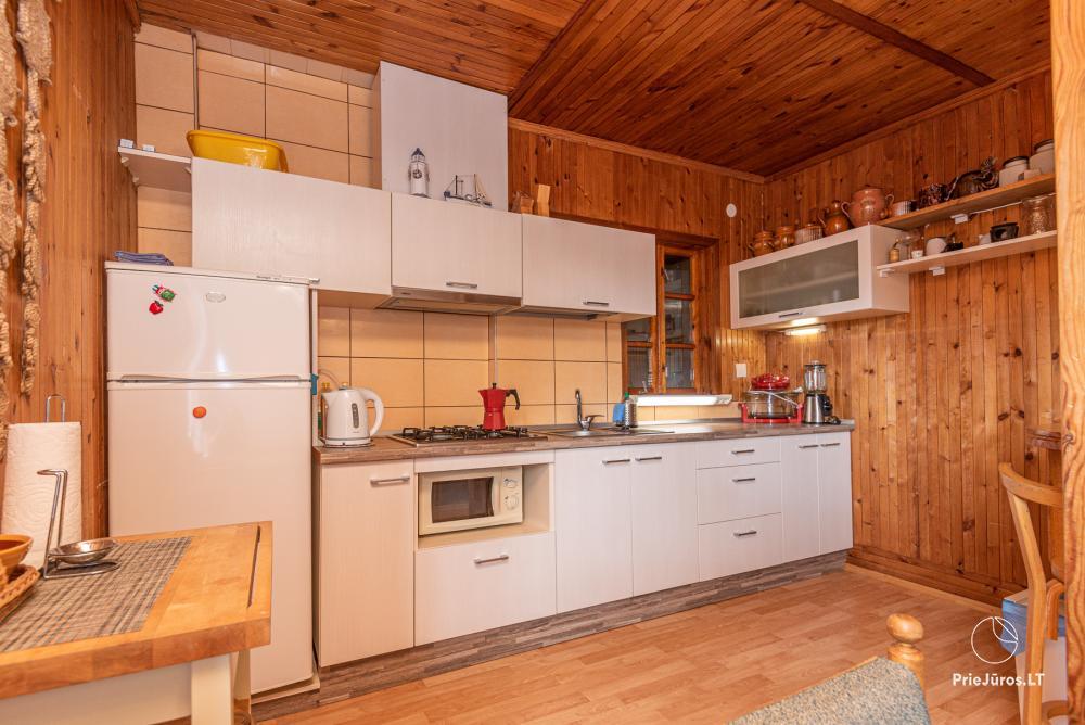 Ferienhaus in Palanga Zveju 11 - 11