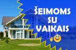 SAULES VILA in Palanga at the sea. The best palce for family holiday!