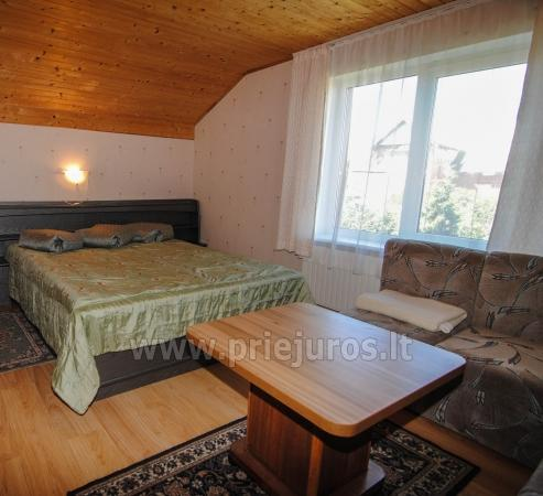 Rooms 1, 2, 3 ant for persons for rent  in Palanga - 8