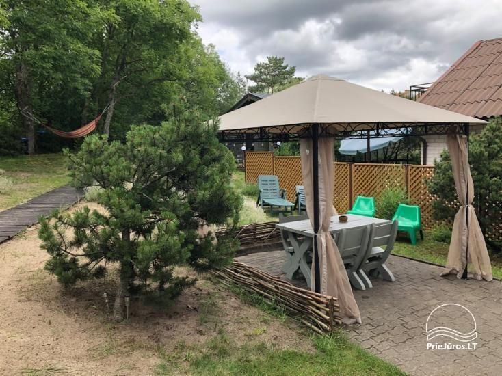 Sommerhaus, Ferienwohnung, Zimmer Miete am Meer in Sventoji, Litauen