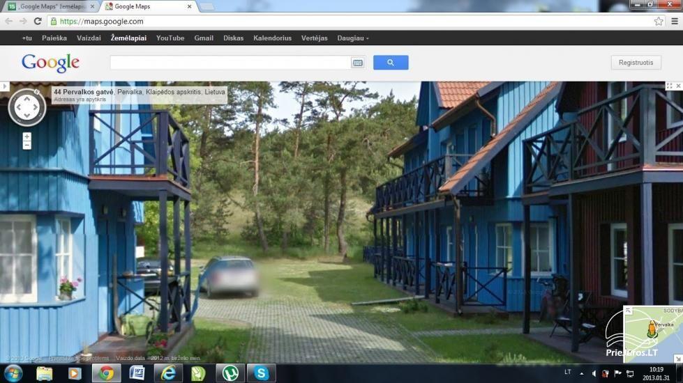 Vasaras māja Pervalka noma - 3