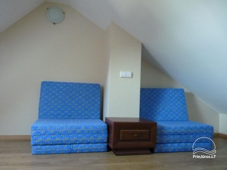 Cottage in Pervalka for rent - 8