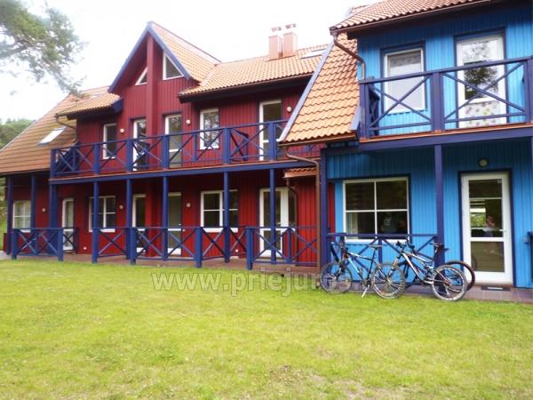 Cottage in Pervalka for rent