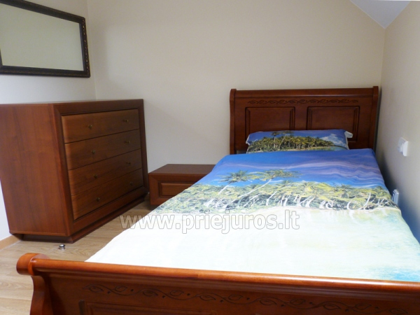 Cottage in Pervalka for rent - 7