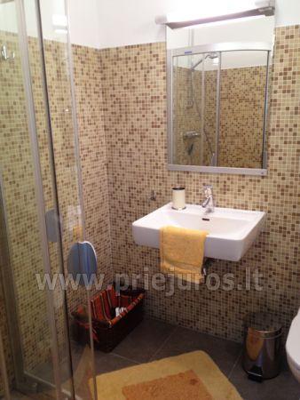 Dušas, WC antrame aukšte