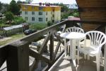 2 kambarių butas Palangoje su balkonu, vaikiška lovele, nemok. parkingu