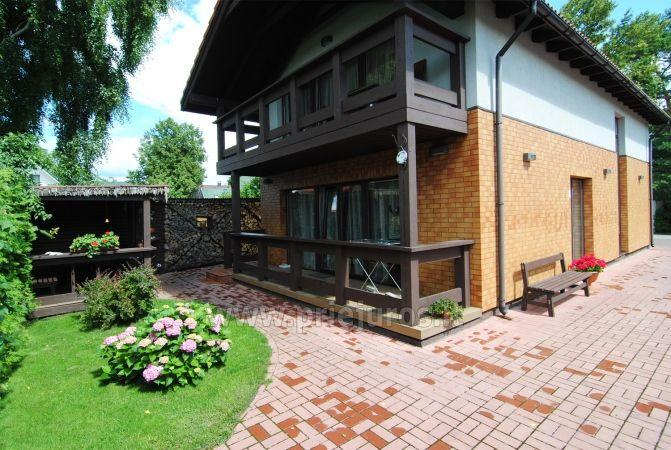 Luxury villa for rent in Palanga center VILLA GUDORA – private yard, 400 m to the sea - 3