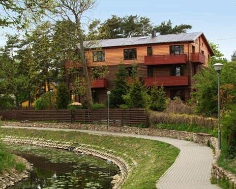 Villa Violeta: numuri ar visām ērtībām, mini virtuve, balkoni - 1
