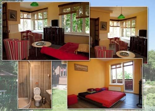 Villa Violeta: numuri ar visām ērtībām, mini virtuve, balkoni - 3