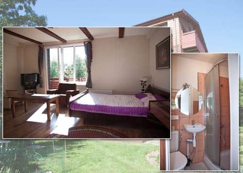 Villa Violeta: numuri ar visām ērtībām, mini virtuve, balkoni - 4