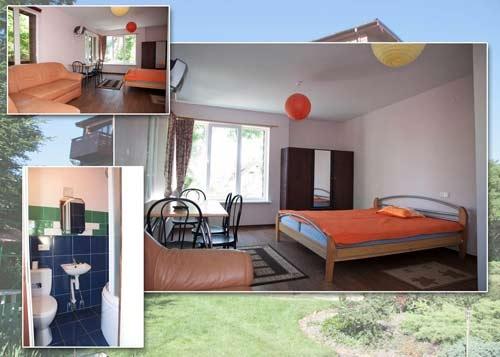Villa Violeta: numuri ar visām ērtībām, mini virtuve, balkoni - 6