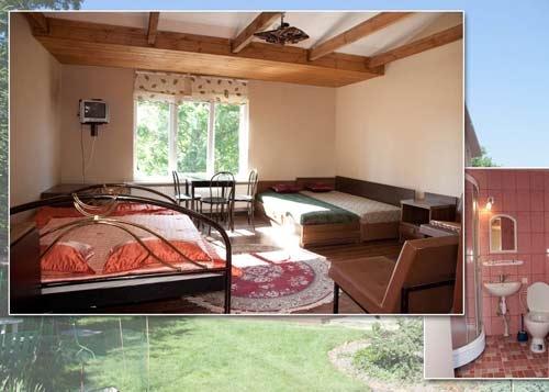 Villa Violeta: numuri ar visām ērtībām, mini virtuve, balkoni - 7