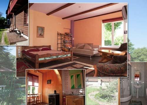 Vila Violeta:visi patogumai, mini virtuvėlės, balkonai, jūra už 300m! - 14