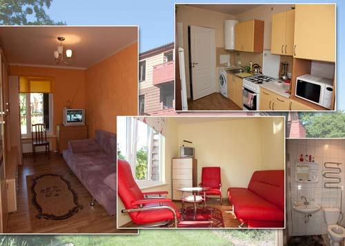 Vila Violeta:visi patogumai, mini virtuvėlės, balkonai, jūra už 300m! - 15