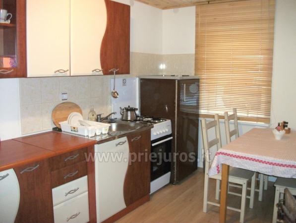 1 ir 2 kambarių butai prie jūros Melnragėje - 1