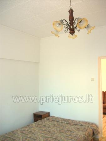 1 ir 2 kambarių butai prie jūros Melnragėje - 11