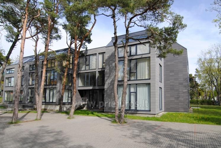 Apartamentų nuoma prie jūros Mickevičiaus gatvėje  ir Malūno Vilose