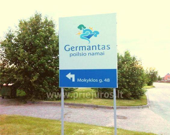 Ferienwohnungen, Zimmer zur Miete in Sventoji, in Rasthaus GERMANTAS - 23