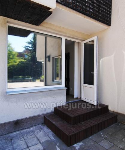 Apartment with summer terrace B - separate entrance