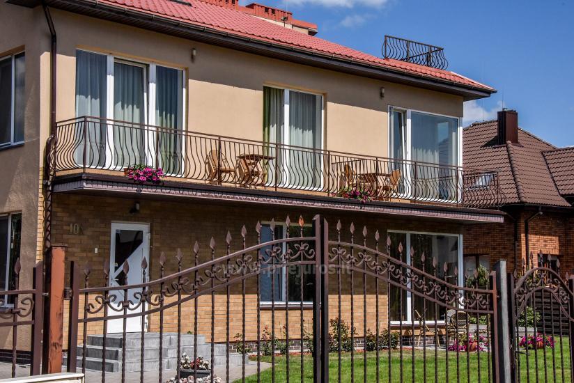 Numuri un apartamenti Palangā, viesu nami  Smilga - 1