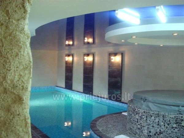 Two rooms apartment with SPA in Curonian Spit