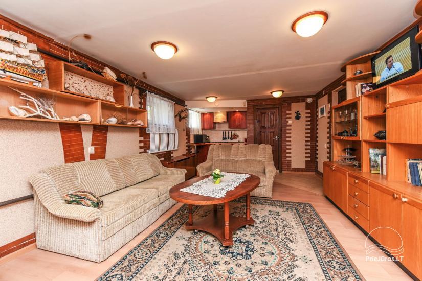 Zimmer zur Miete in einem privaten Gästehaus Jūraušrė - 11
