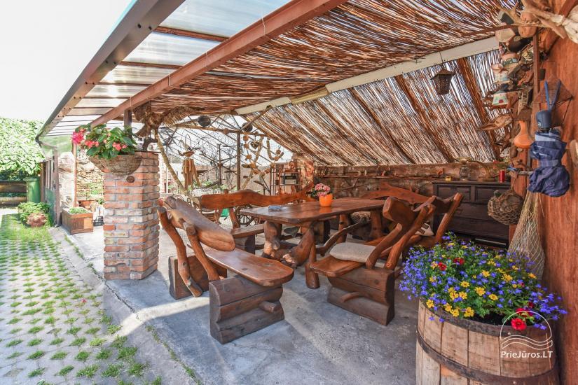 Zimmer zur Miete in einem privaten Gästehaus Jūraušrė - 6