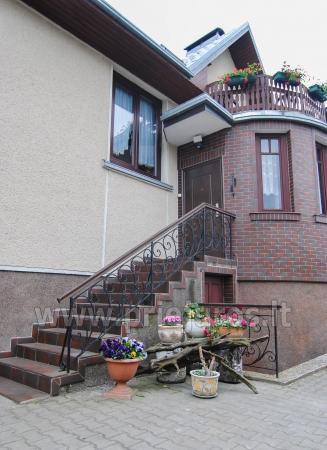 Zimmer zur Miete in einem privaten Gästehaus Jūraušrė - 5
