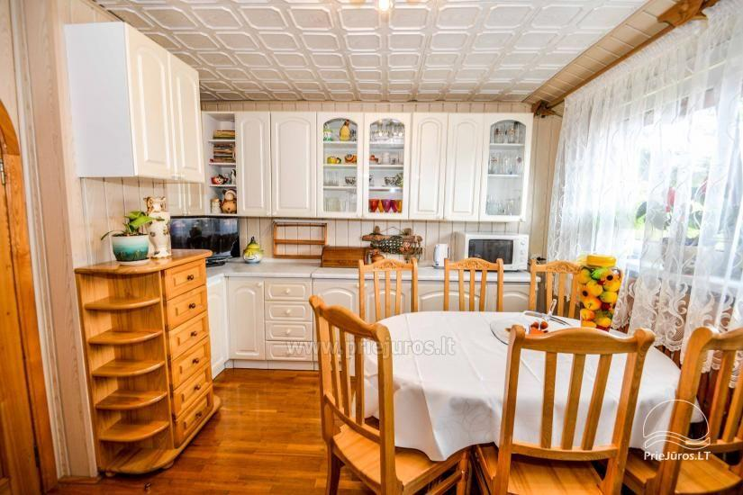 Three rooms flat for rent in Nida, Curonian Spit in Lithuania - 5