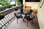 2 aukšte 2-4 vietis su balkonu liuksas