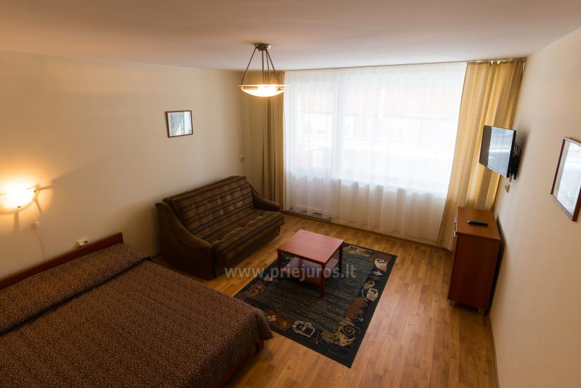 Separate rooms with conveniences in Sventoji - 1