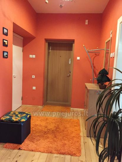 3-room apartment for rent in Nida - 11