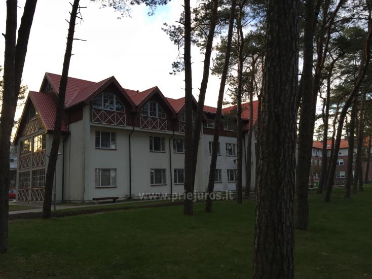 3-room apartment for rent in Nida - 2