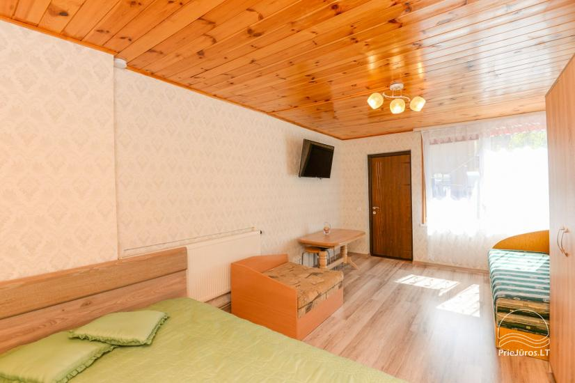 Rooms and apartments for rent in Palanga - 9