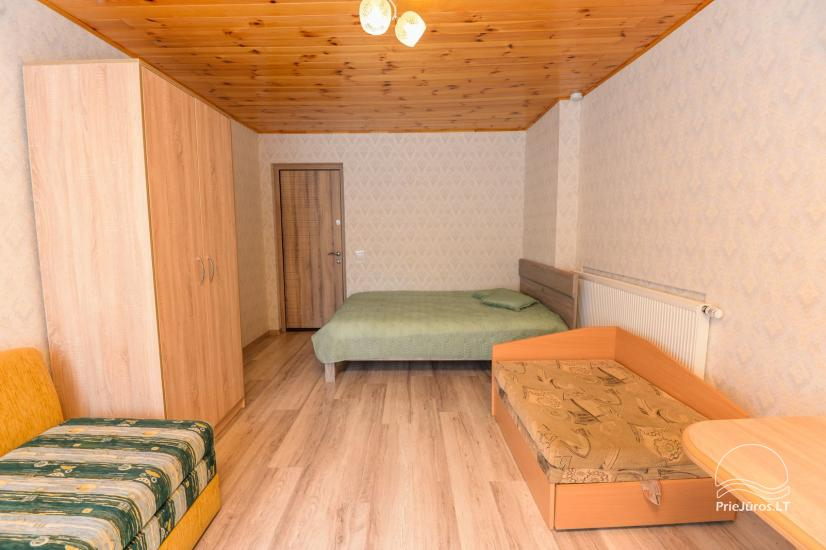 Rooms and apartments for rent in Palanga - 10