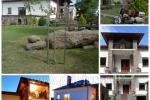 Villa in Palanga: rooms with mini kitchens, WC, TV, WiFi, arbor outside