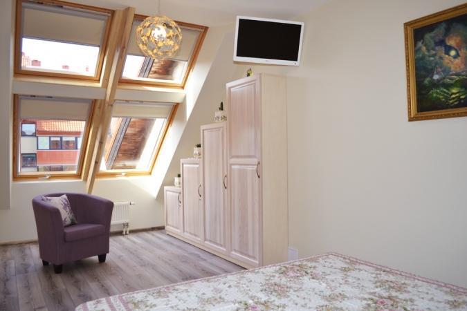 Dviejų kambarių buto nuoma Nidoje - 1