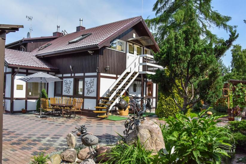 Holiday in Palanga at the sea in homestead Vila del Vidos - 3