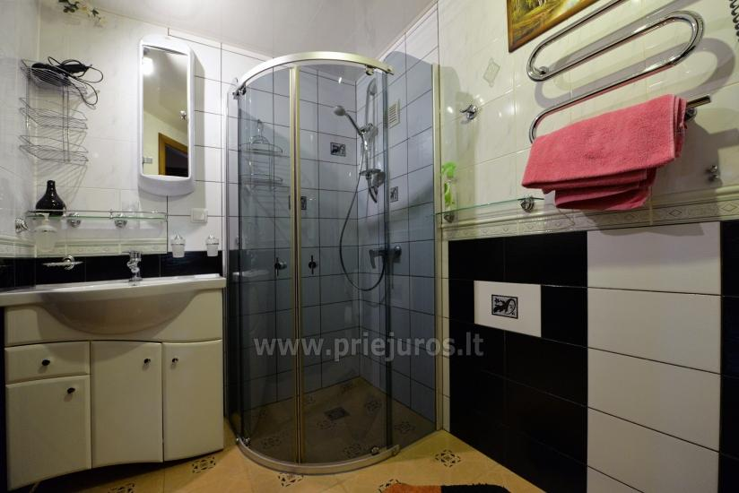 Two-room suite. Shower, WC