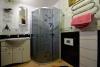 Nr. 2 dviejų kambarių liuksas. Dušas ir WC