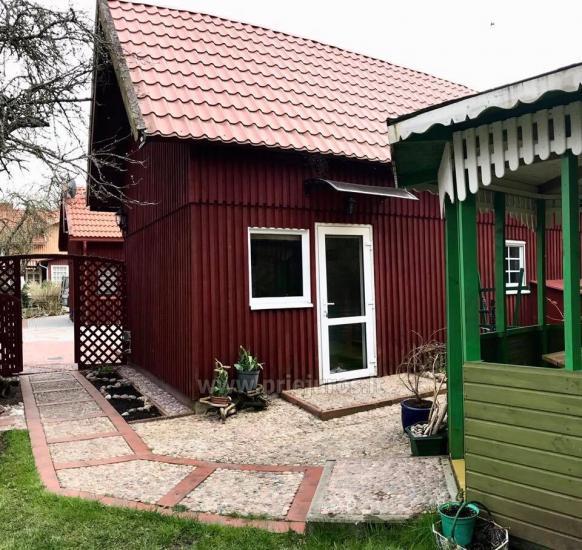 Mini māja ar labierīcībām īre Juodkrante - 1