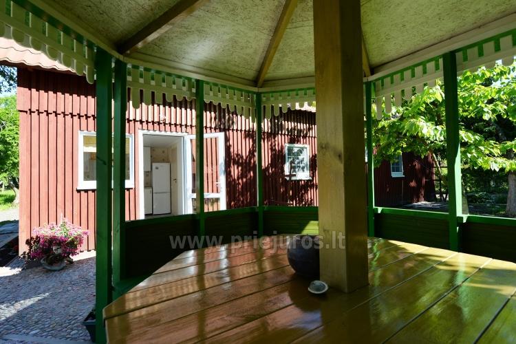 Mini māja ar labierīcībām īre Juodkrante - 3