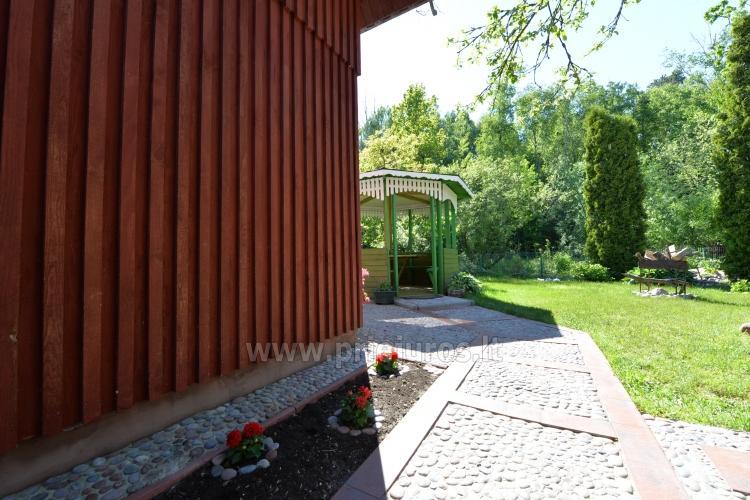 Mini māja ar labierīcībām īre Juodkrante - 4