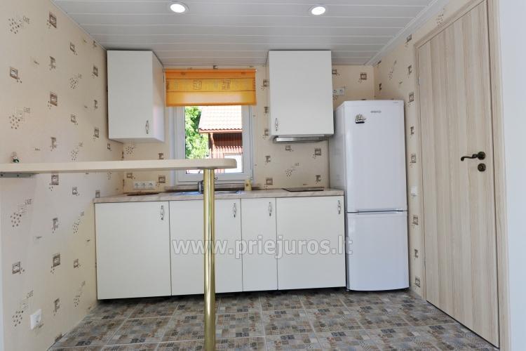 Mini māja ar labierīcībām īre Juodkrante - 5