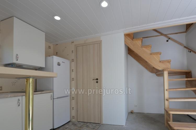 Mini māja ar labierīcībām īre Juodkrante - 6