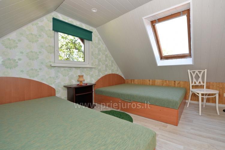 Mini māja ar labierīcībām īre Juodkrante - 7