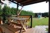 Zwei Zimmer Wohnung und Zimmer zu vermieten in Sventoji, in Holzhaus - 11