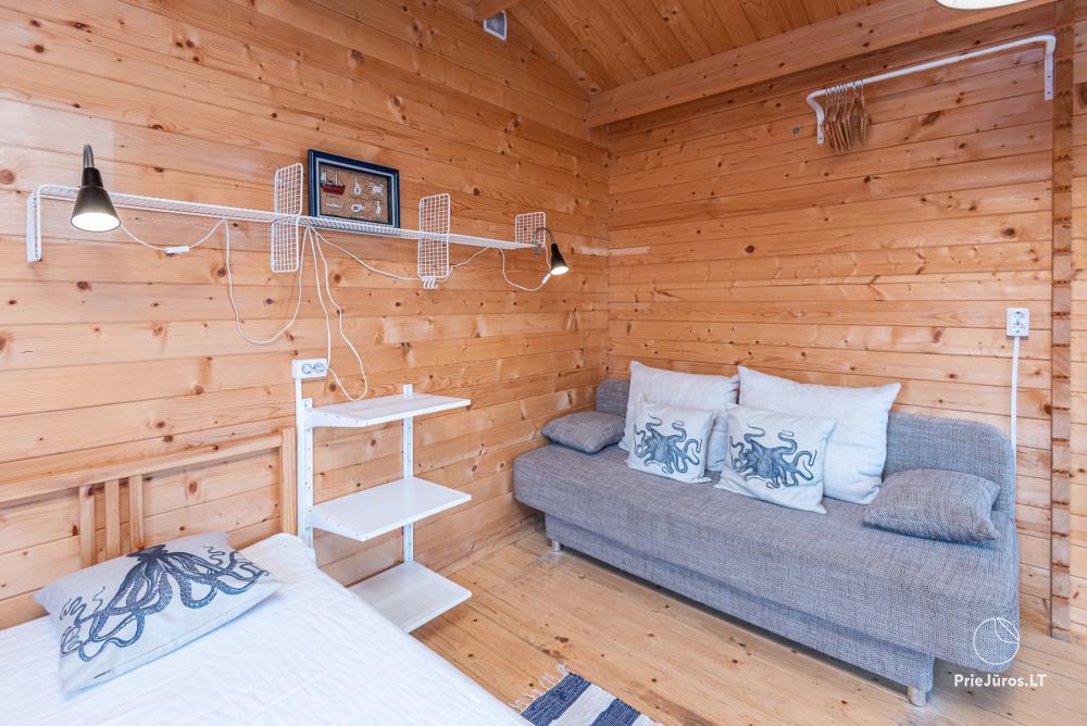 Ferienhutte und Zimmer Inkaro kiemelis - 18