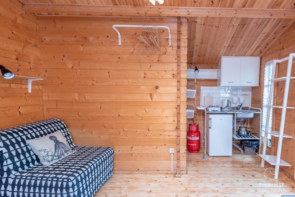 Ferienhutte und Zimmer Inkaro kiemelis - 12