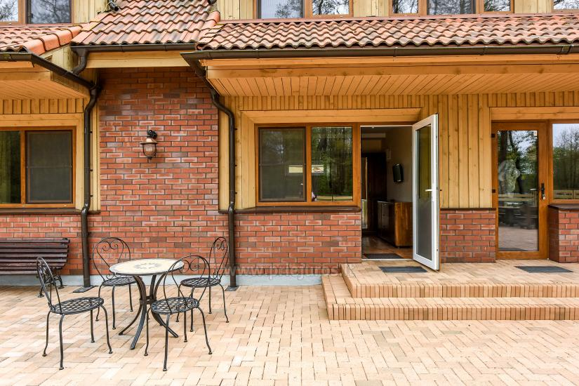 250 m to the beach - Holiday home in Karkle PAJŪRIO TAKAS, Klaipeda district - 20